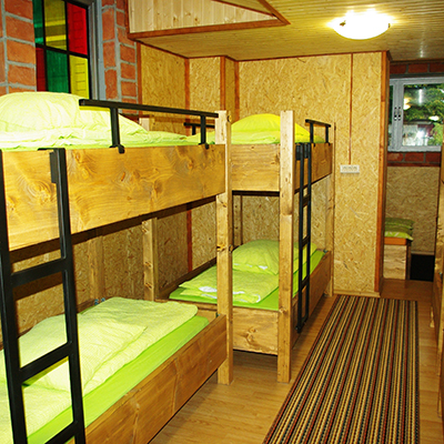 Youth Hostel Paradiso