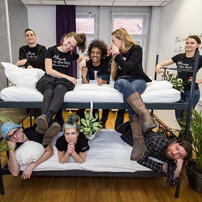 Youth Hostel Tresor